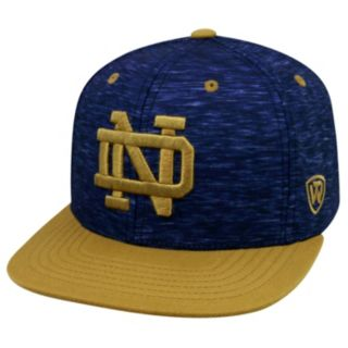 Youth Top of the World Notre Dame Fighting Irish Energy Snapback Cap