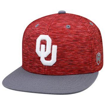 Youth Top of the World Oklahoma Sooners Energy Snapback Cap