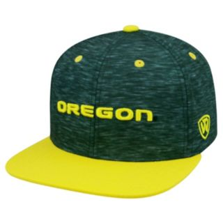 Youth Top of the World Oregon Ducks Energy Snapback Cap
