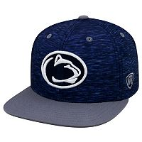Adult Top of the World Penn State Nittany Lions Energy Snapback Cap