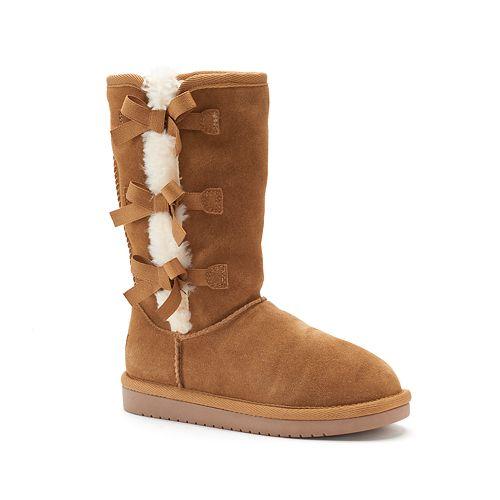 Koolaburra by UGG Victoria Girls' Tall Winter Boots