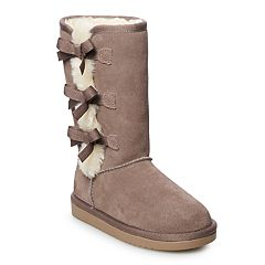 Koolaburra by UGG Victoria Girls' Tall Winter Boots