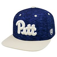 Adult Top of the World Pitt Panthers Energy Snapback Cap