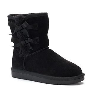 bef8793003b Koolaburra by UGG Victoria Girls' Short Winter Boots