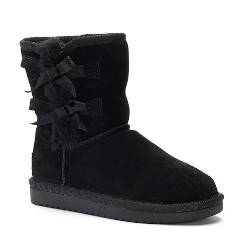 6d28ebea7e9 Koolaburra by UGG Victoria Girls' Short Winter Boots