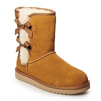 Koolaburra by UGG Victoria Girls' Short Winter Boots