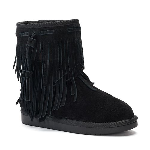 944bc00fd9b Koolaburra by UGG Cable Girls' Short Winter Boots