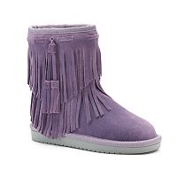Koolaburra by UGG Cable Girls' Short Winter Boots