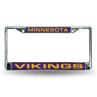 Minnesota Vikings License Plate Frame