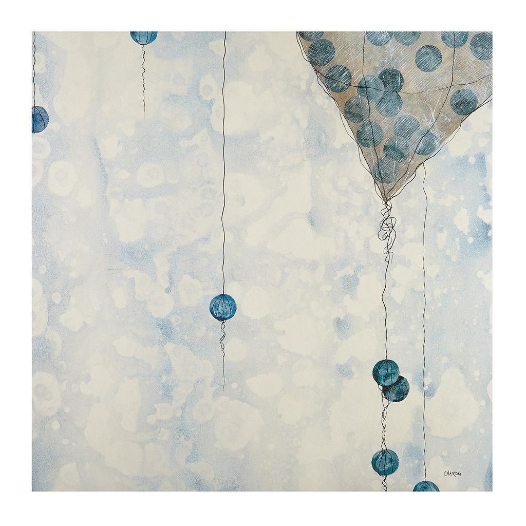 INK+IVY Fly The Sky Canvas Wall Art