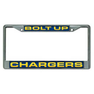 Los AngelesChargers License Plate Frame