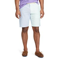 Big & Tall Chaps Classic-Fit Colorblock Oxford Shorts