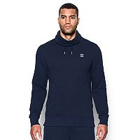 Men's Under Armour Baseline Funnelneck Pullover
