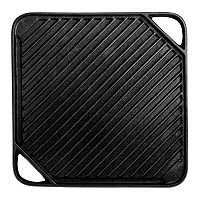 Mr. Bar-B-Q Reversible Cast-Iron Griddle