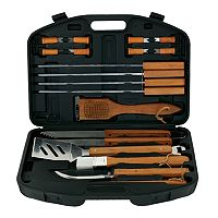 Mr. Bar-B-Q 18-pc. Stainless Steel Grill Tool Set