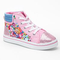 Shopkins Girls' High Top Shoes