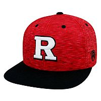 Youth Top of the World Rutgers Scarlet Knights Energy Snapback Cap