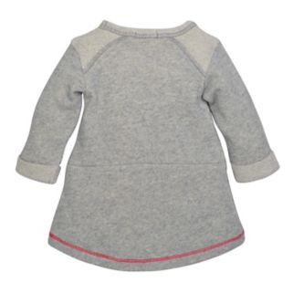 Baby Girl Burt's Bees Baby Organic Terry Dress