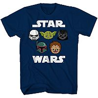Boys 8-20 Star Wars Tee