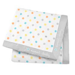Gerber Reversible Patterned Blanket