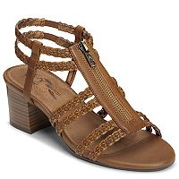A2 by Aerosoles Mid Range Women's Block Heel Sandals