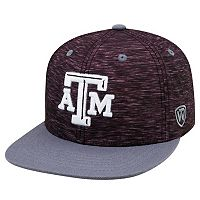 Youth Top of the World Texas A&M Aggies Energy Snapback Cap