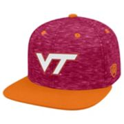 Youth Top of the World Virginia Tech Hokies Energy Snapback Cap