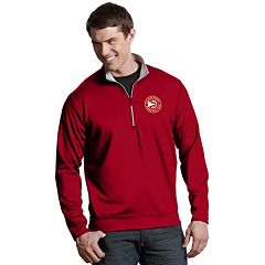 Men's Antigua Atlanta Hawks Leader Pullover