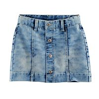 Girls 4-12 SONOMA Goods for Life™ Acid-Wash Skort