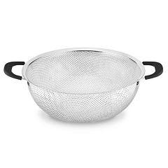 Cuisinart 5.5-qt. Hard Mesh Stainless Steel Colander