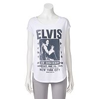Women's Rock & Republic® Elvis Graphic Tee