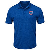 Big & Tall Majestic Chicago Cubs Polo