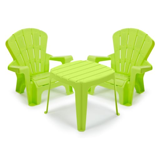 Little Tikes Garden Table & Chairs Set