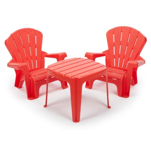 Little Tikes Garden Table & Chairs Set