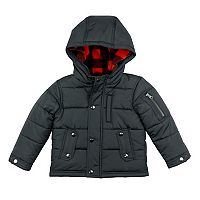 Baby Boy OshKosh B'gosh® Quilted Heavyweight Jacket