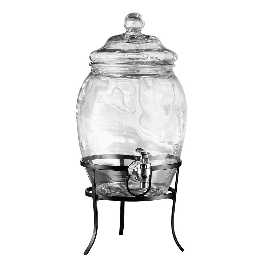 Style Setter SoHo Fortuna Beverage Dispenser with Stand