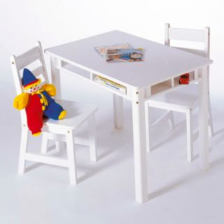 Lipper Rectangular Table and Chairs Set