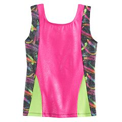 Girls 4-14 Jacques Moret Tank Top