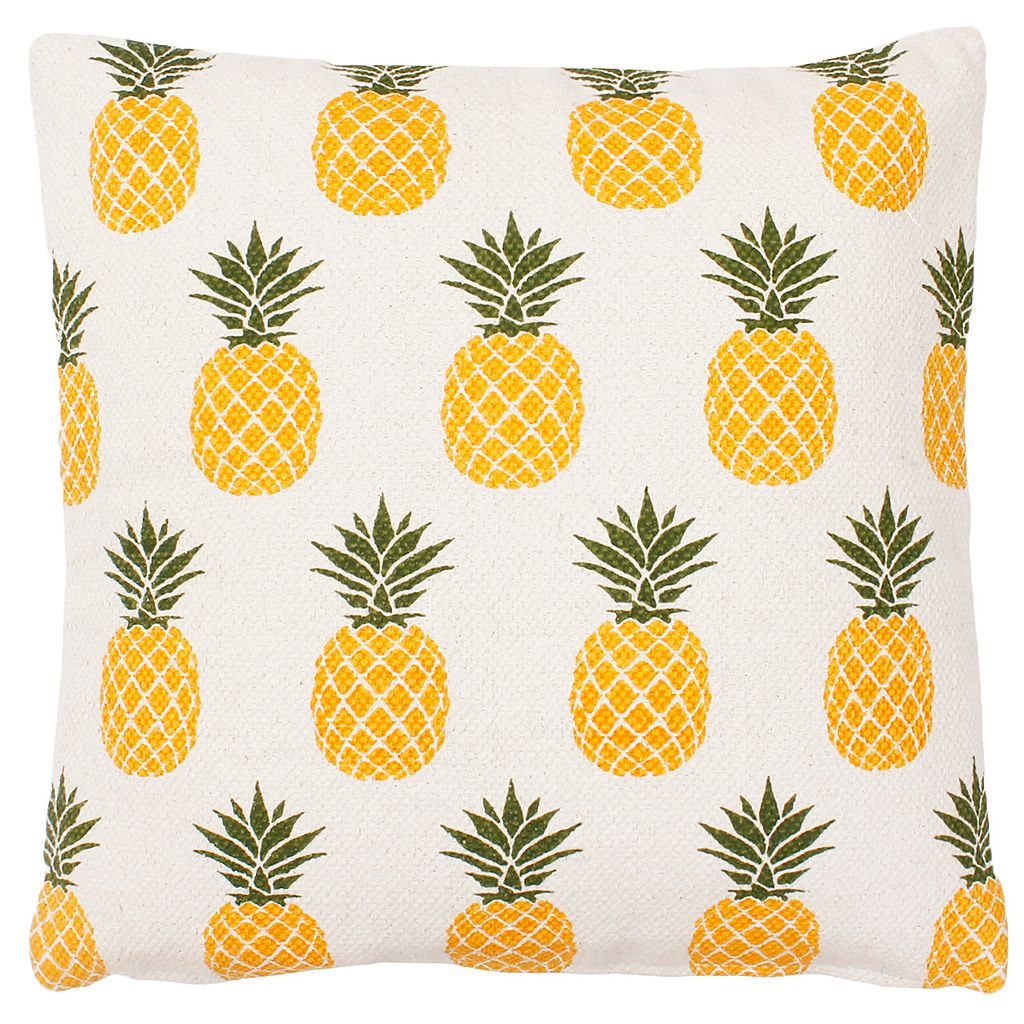 Thro by Marlo Lorenz Priya Pineapple Throw Pillow