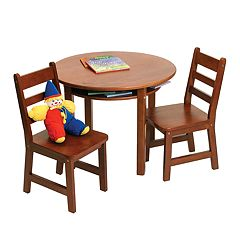 Lipper Round Table & Chairs Set
