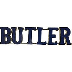 Butler Bulldogs Metal Wall Décor