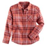 Boys 4-7x SONOMA Goods for Life™ Plaid Button Down Shirt