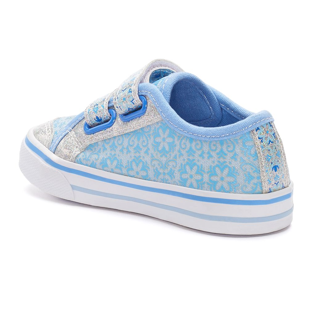 Disney's Frozen Anna & Elsa Toddler Girls' Sneakers