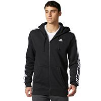 Big & Tall adidas Essential Fleece Full-Zip Hoodie