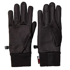 Men's Heat Last Heat-Lined Fleece Touchscreen Gloves