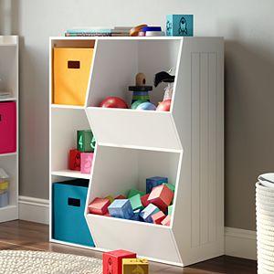 RiverRidge Kids Cubby Storage Cabinet