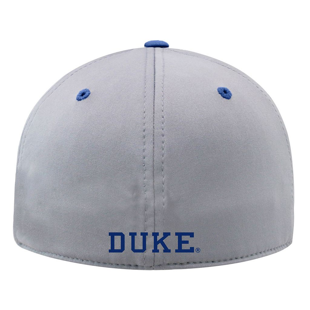Adult Duke Blue Devils Steam Performance Adjustable Cap