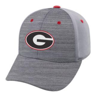 Adult Georgia Bulldogs Steam Performance Adjustable Cap