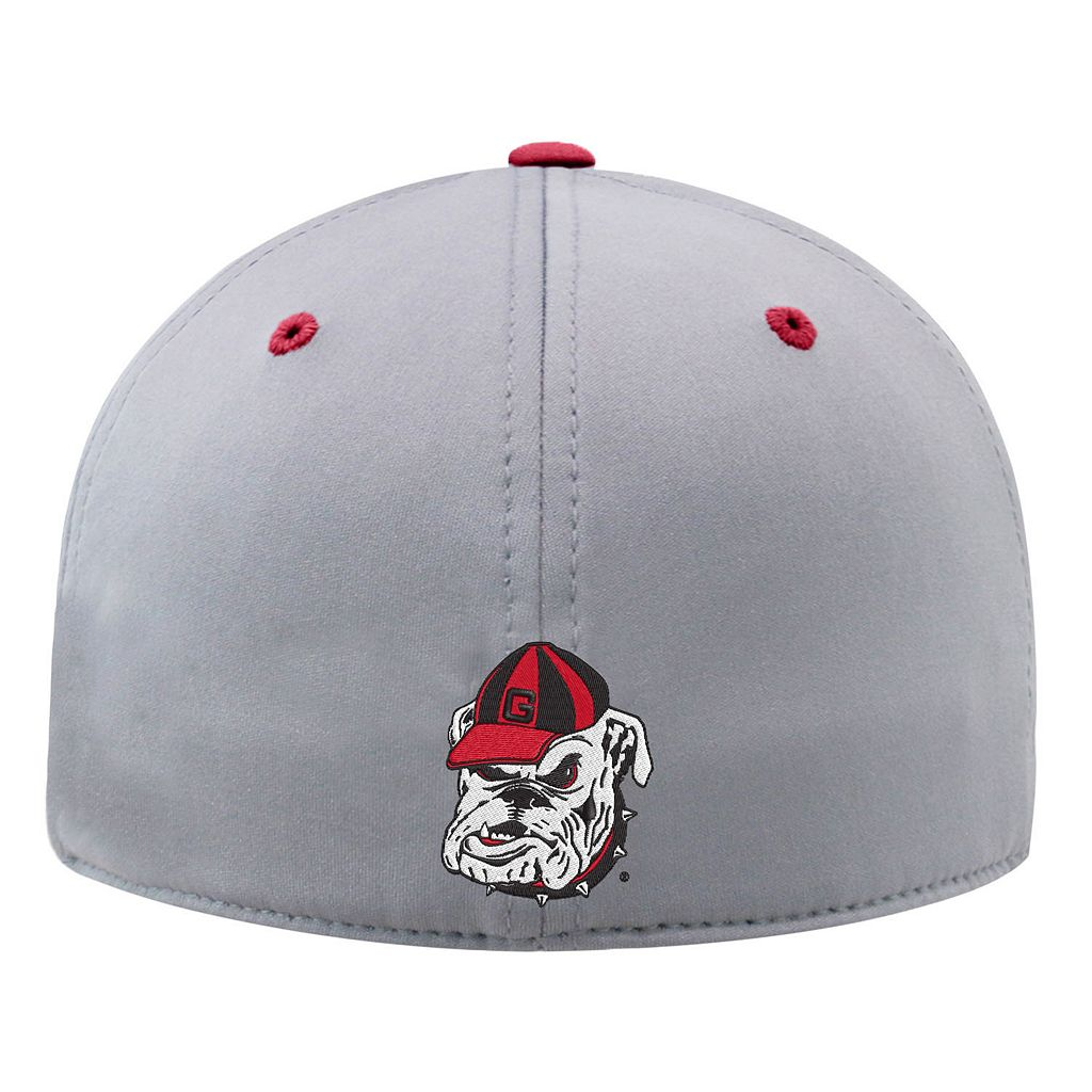 Adult Georgia Bulldogs Steam Performance Adjustable Cap