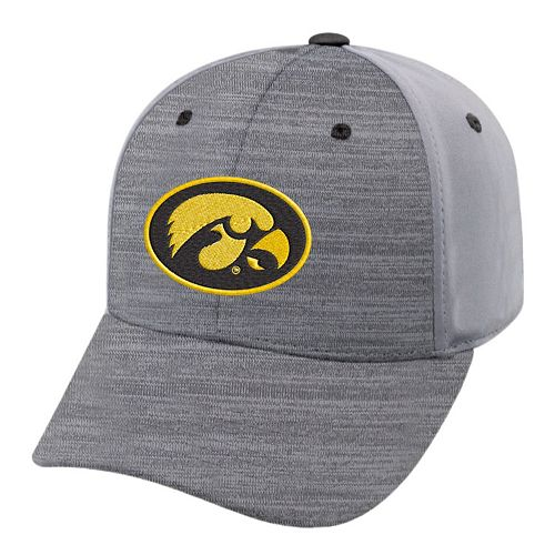 Adult Iowa Hawkeyes Steam Performance Adjustable Cap